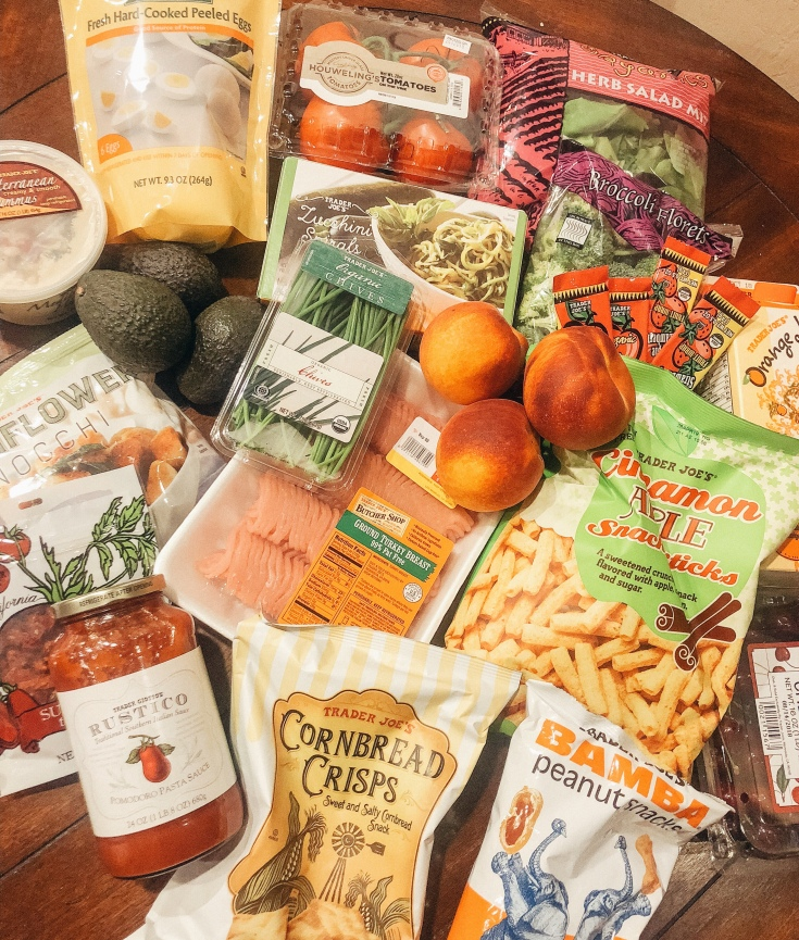Trader Joe's Grocery Haul vol  1 – Cup of Oj